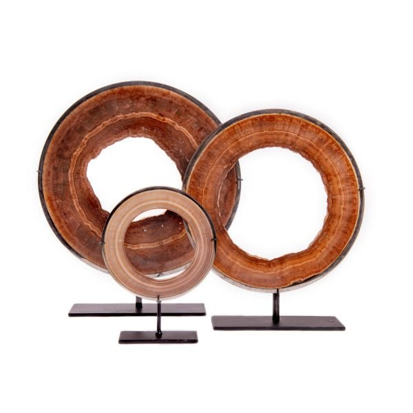 Aragonite Pipe Set