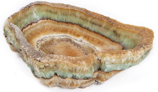 Blue & Brown Natural Onyx Bowl
