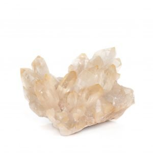 Golden Quartz Cluster