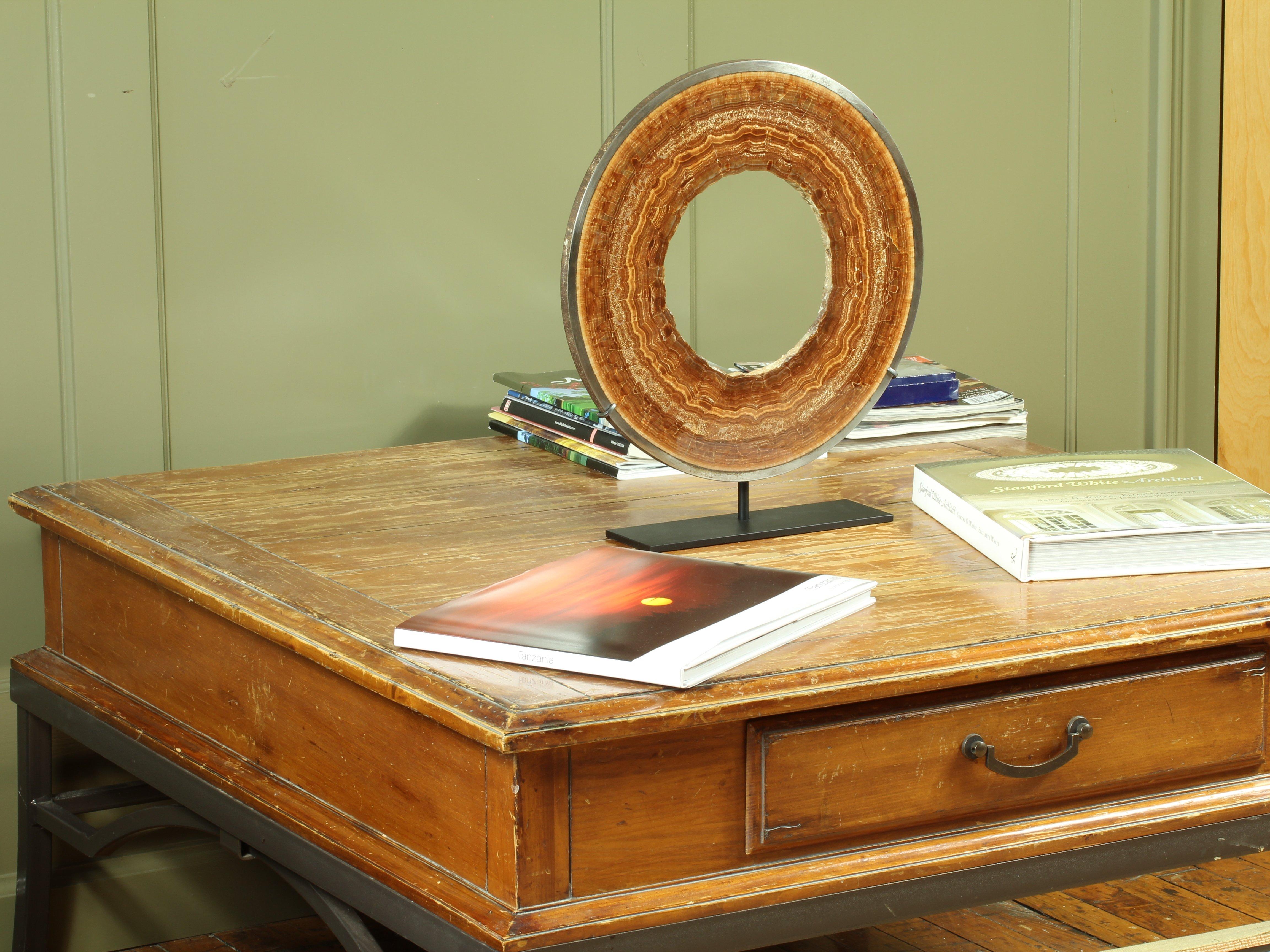 Large Aragonite Pipe
