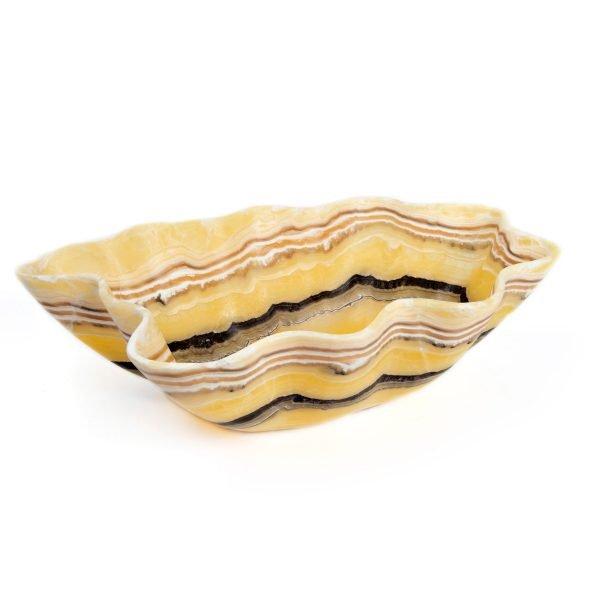 Tiger Stripe Onyx Bowl