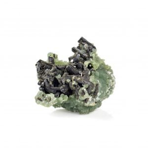 phrenite and epidote
